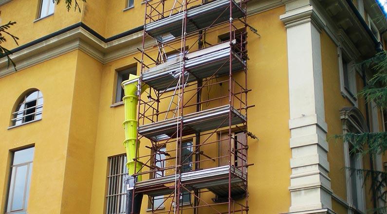 Manutenzione Edifici a Biella