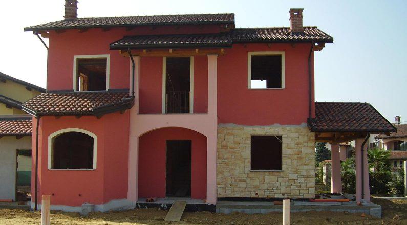 Vila Singola in Vendita Verrone (Biella) Impresa Edile Franco Cibolla