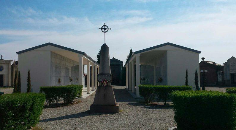 Cimitero di Saluggia
